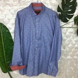 Johnston & Murphy Shirt Size L